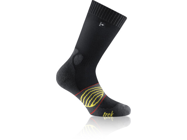Rohner Trek-Power L/R Socks, black